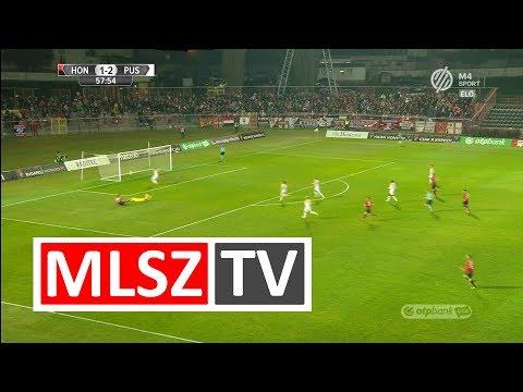 Budapest Honvéd – Puskás Akadémia FC | 4-3 | (1-0)| OTP Bank Liga | 15. forduló | MLSZTV - kattintson a lejátszáshoz!
