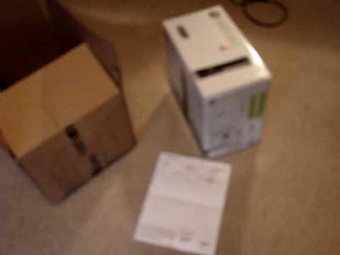 Lockerz - Xbox 360 ELITE unboxing!!! Video