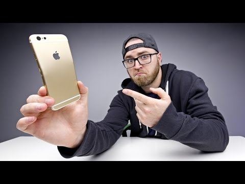 iPhone 6S Aluminum Bend Test