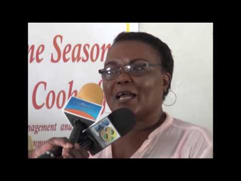 Once Caribbean Report DDME & TCICC Hurricane Cookoff June 17, 2016