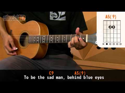 Behind Blue Eyes - Limp Bizkit (aula De Violão Simplificada) video