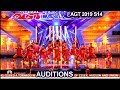 V.Unbeatable Dance Group from India GETS STANDING OVATION | America