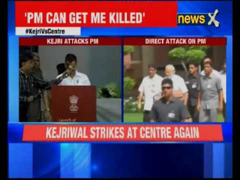 PM Narendra Modi can even have me murdered: CM Kejriwal