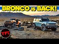 The 2021 Ford Bronco Has Arrived! 35s, Lockers, Sasquatch and So Much More! thumbnail