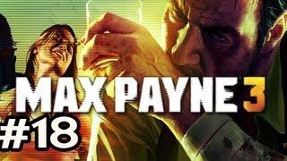 Max Payne 3 Walkthrough w/Nova Ep.18 - GRAVEYARD KILL STREAK