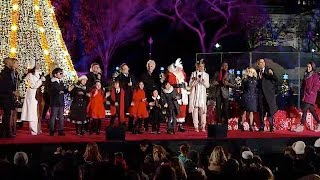 Remarks by President Obama at Lighting of National Christmas Tree