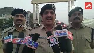 TRS Praja Ashirvada Sabha - Bhuvanagiri Arrangements | Telangana Elections 2018