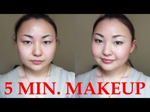 5分メイクチャレンジ!! 5min. Makeup Challenge