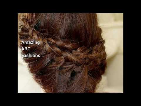 Indian Hair styles | Bridal | Party | Stylish Hair Designs