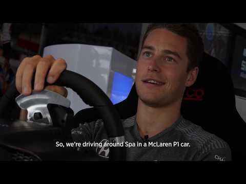 Stoffel Vandoorne | WFG | Circuit de Spa-Francorchamps