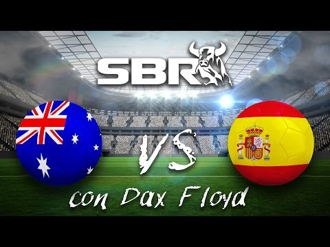 Australia vs España | Mundial Brasil 2014 | Pronósticos Deportivos