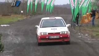 Nissan Sunny GTI at Istanbul Rally Championship 09