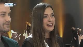 Le costume régional de Miss Alsace 2018 pour Miss France 2019