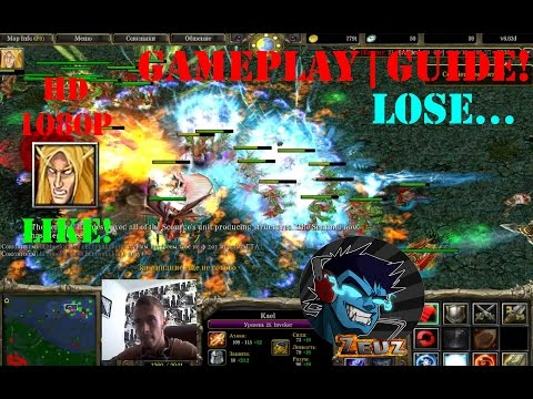★DoTa Invoker - GamePlay | Guide★ Lose...!★