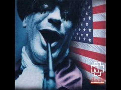 Rammstein - Amerika (english Version)