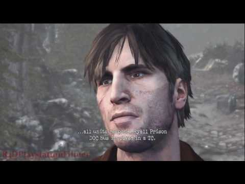 Silent Hill Downpour All Ending Cutscenes Movie