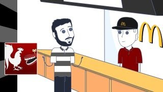 Rooster Teeth Animated Adventures Dan vs. Food