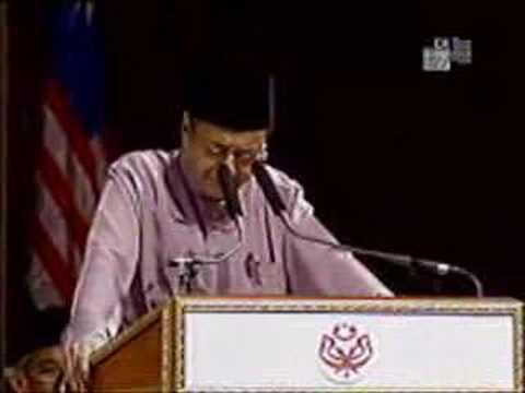 DR MAHATHIR LETAK JAWATAN