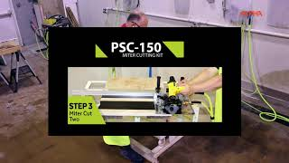 PSC-150 Miter Cutting Kit