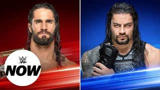 Rollins and Reigns to collide in match with WWE Draft implications: WWE Now