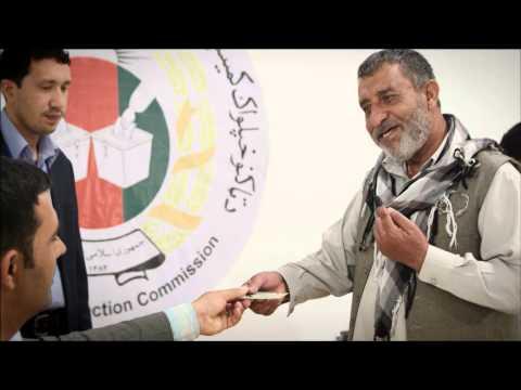 Why IEC conducts Run Off  Election Dari v2