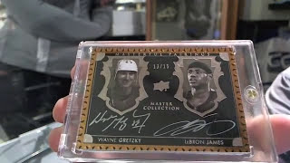 MSRP $17,000 15-16 UD All-Time Greats Master Collection MASSIVE Box Break