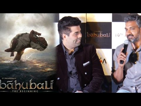 Karan Johar Reveals Why He Joined Baahubali