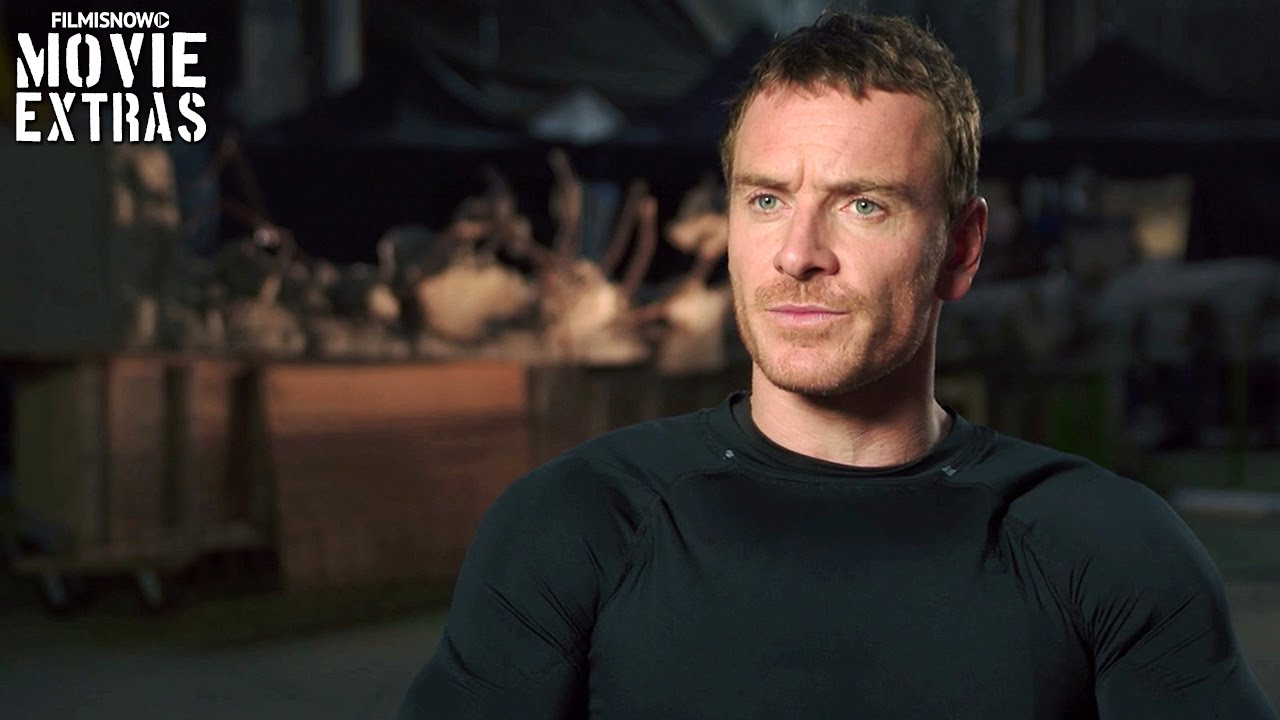 X-Men: Apocalypse | On-set with Michael Fassbender 'Erik Lehnsherr Magneto' [Interview]
