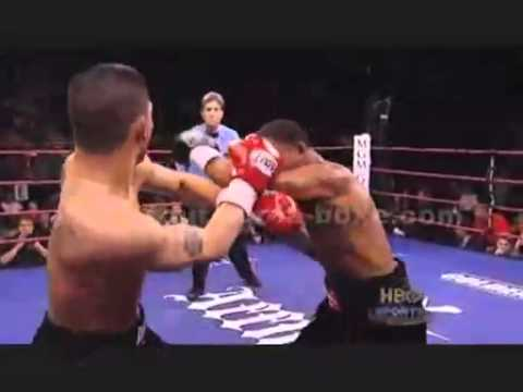 James Kirkland vs Brian Vera 1 of 2