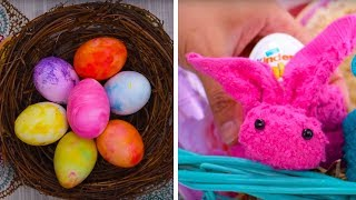 12 Easter Decoration Hacks! | Cute DIY Egg Decorating and Easy Decor Tricks by Blossom