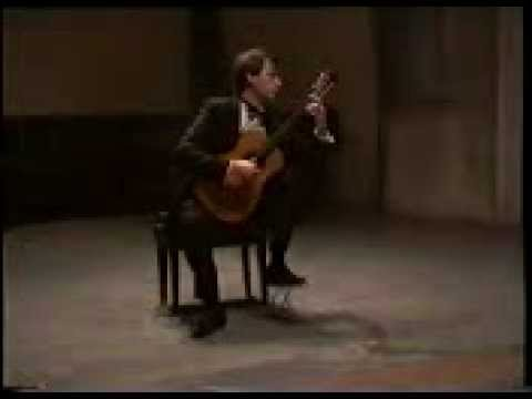 Bruno Giuffredi plays Elegia by Johann Kaspar Mertz