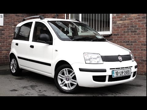 Fiat Panda 2004 - 2012 review | CarsIreland ie