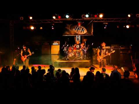 "The local Classic Rock Monster JFK Playing ""Toy's in the Attic"" Sept 6th 2014 at the Keizer Rotary Amphitheater in Salem Oregon. The band shattered all attendance records at the venue. It is..."