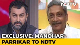 Goa Congress Legislators Want To Join BJP, Says Manohar Parrikar