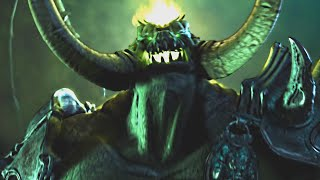 Grom Hellscream VS Mannoroth [REFORGED] - Warcraft 3 Reforged