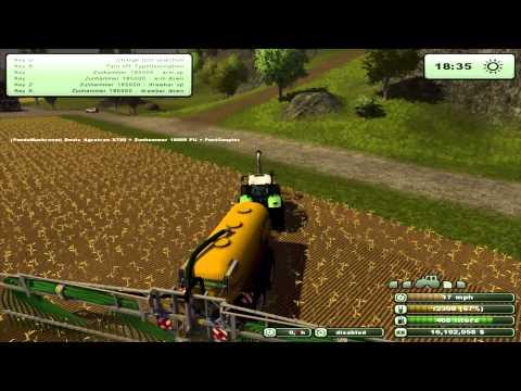 Farming Simulator 2013 Mod Review Contest 2013 Zunhammer 18500 PU