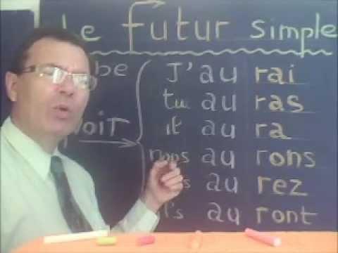 Le futur simple et apprendre conjugaison fran aise vid o gratuite youtube - Comment sera le futur ...