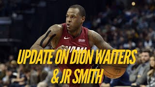 Lakers Update On Dion Waiters & JR Smith