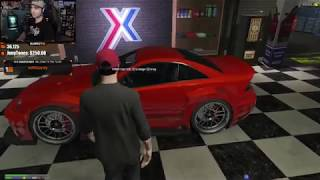 Summit1g Test Drives Cars at Dealership | GTA V RP | !NoPixel