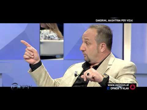 Opinion - Emigrimi, mashtrim per viza! (03 maj 2016)