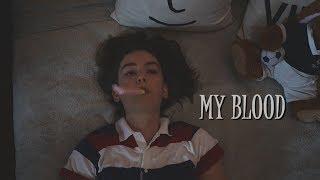 Multifandom | My blood