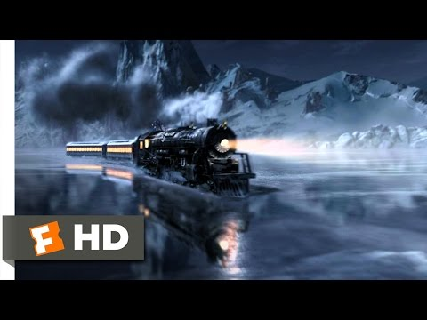 The Polar Express (2/5) Movie CLIP - Back on Track (2004) HD