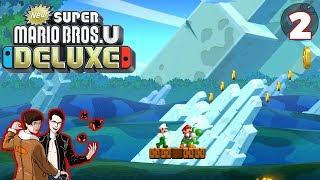 It's My Birthday - Let's Play New Super Mario. Bros U DX #2 | The Bombadiers