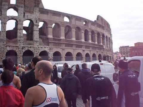 ALESSANDRO LUCARELLI PRESENTA LA 19° MARATONA DI ROMA DA ATLETA – 17/03/2013