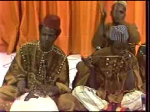 Niger Chanson Traditionnelle(peulh)