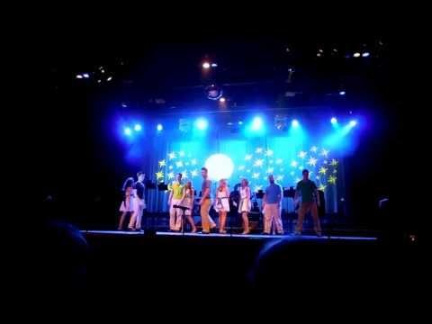 Mosinee High School Choir Variety Show...Dancing In the Moonlight