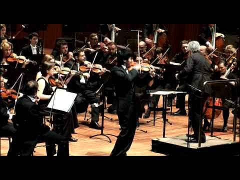 Brahms Violin Concerto
