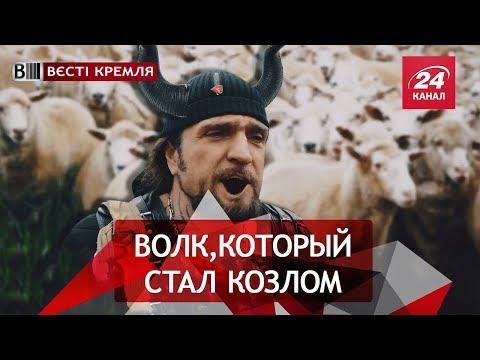 Ручной волк Путина, Вести Кремля. Сливки, 19 мая 2018