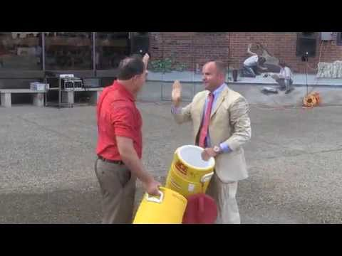 Ice Bucket Challenge - Barnstable High School