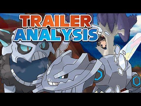 Mega Steelix, Mega Glalie + Mega Latios Trailer Analysis   Pokémon Omega Ruby and Alpha Sapphire!